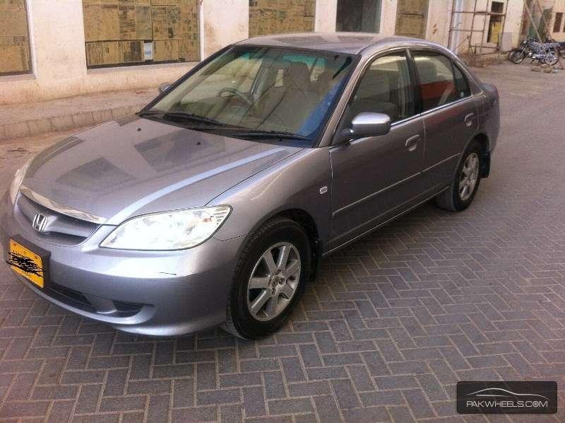 Honda Civic VTi Prosmatec 1.6 2006 Image-3
