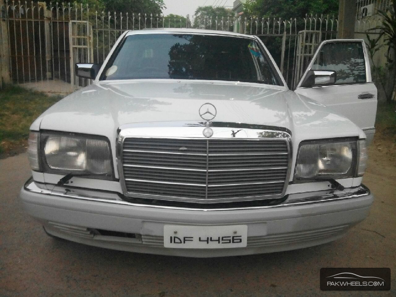Used mercedes benz s class 300sel 1987 car for sale in for Mercedes benz s550 rims for sale
