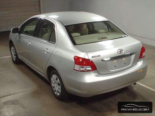 Toyota Belta X 1 0 2011 For Sale In Islamabad Pakwheels