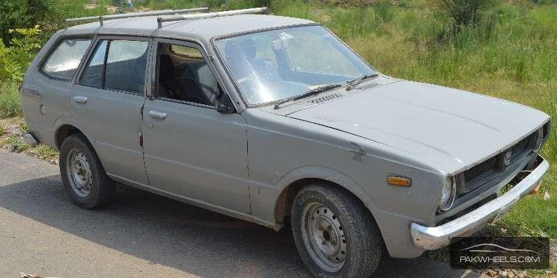toyota corolla x 1 3 1976 for sale in rawalpindi pakwheels