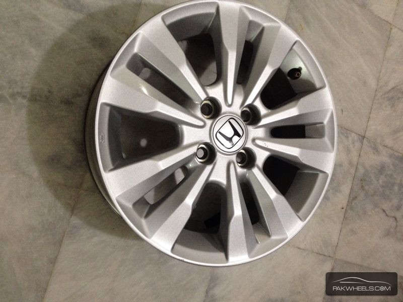 Honda Civic Si Used >> Honda City Aspire Original Alloy Rims for sale in Lahore ...