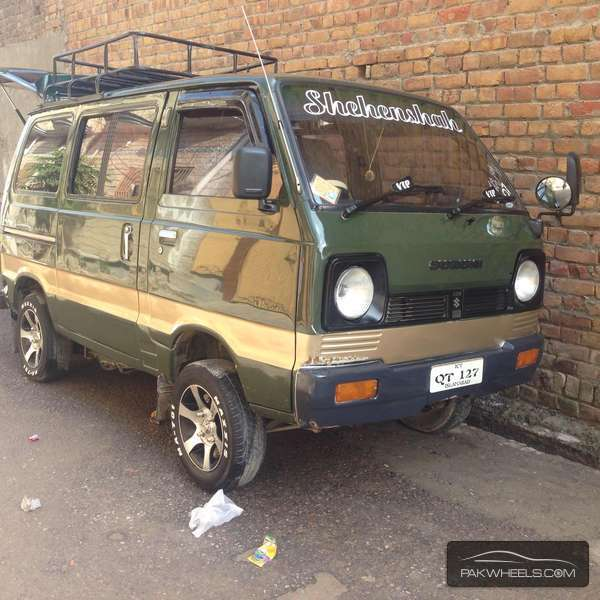 Suzuki Carry For Sale In Islamabad