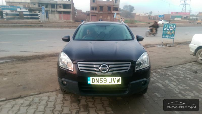 Nissan Qashqai +2 2009 Image-1