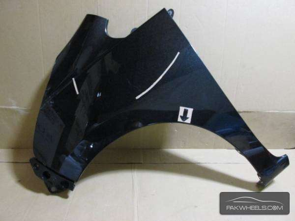 daihatsu move 2012 left fender Image-1