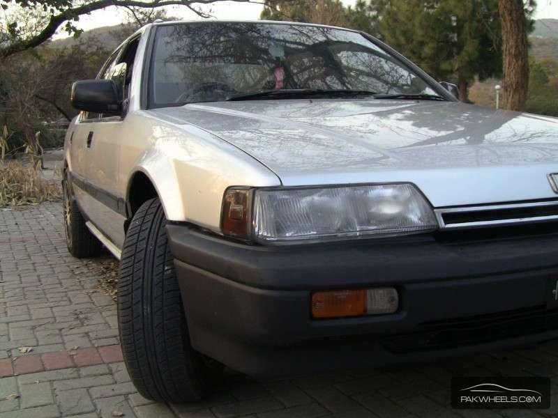 used honda accord ex 1988 car for sale in islamabad 1069639 pakwheels. Black Bedroom Furniture Sets. Home Design Ideas