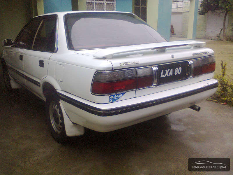 Used Toyota Corolla Se Limited 1990 Car For Sale In Abbotabad 1070308 Pakwheels