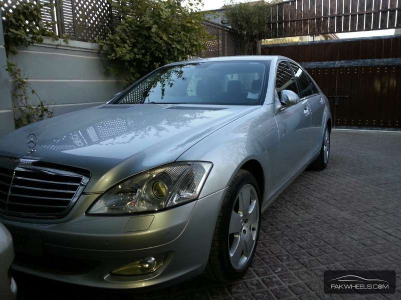 Used mercedes benz s class s 350 2007 car for sale in for Mercedes benz s550 rims for sale