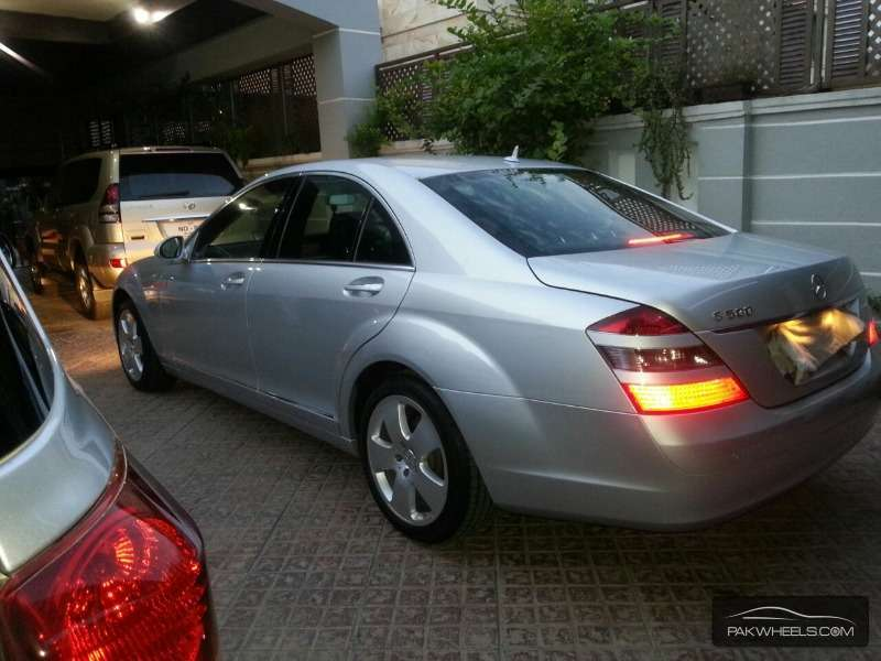 Used mercedes benz s class s 350 2007 car for sale in for 2007 mercedes benz s class s550 for sale