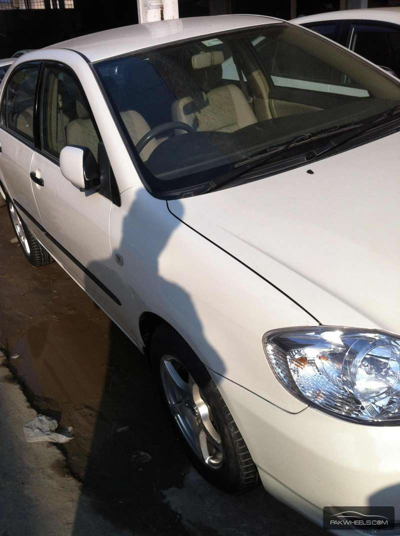 used toyota corolla gli 2006 car for sale in lahore 1075357 pakwheels. Black Bedroom Furniture Sets. Home Design Ideas