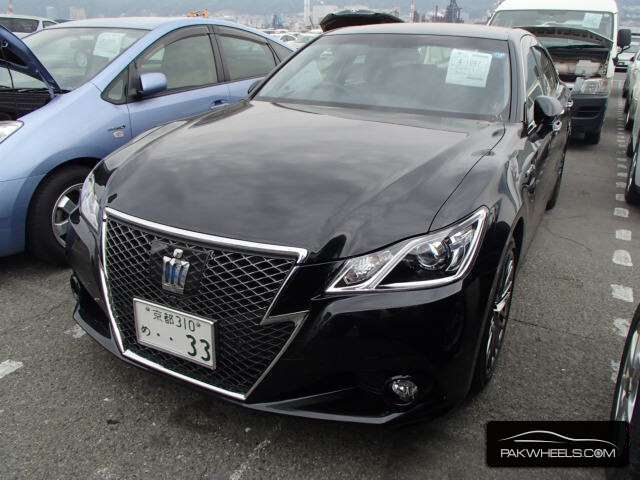 Japanese Import Car Insurance Online Quote >> Toyota Crown Athlete 2013 for sale in Lahore | PakWheels