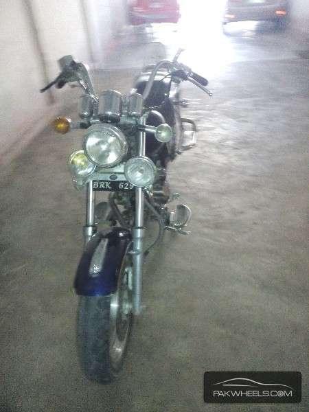 Chinese Bikes Bick Lifan 2002 Image-1