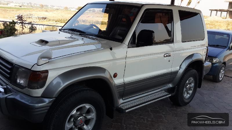 Used Car Loan >> Mitsubishi Pajero GLS 2.8D 1996 for sale in Islamabad ...