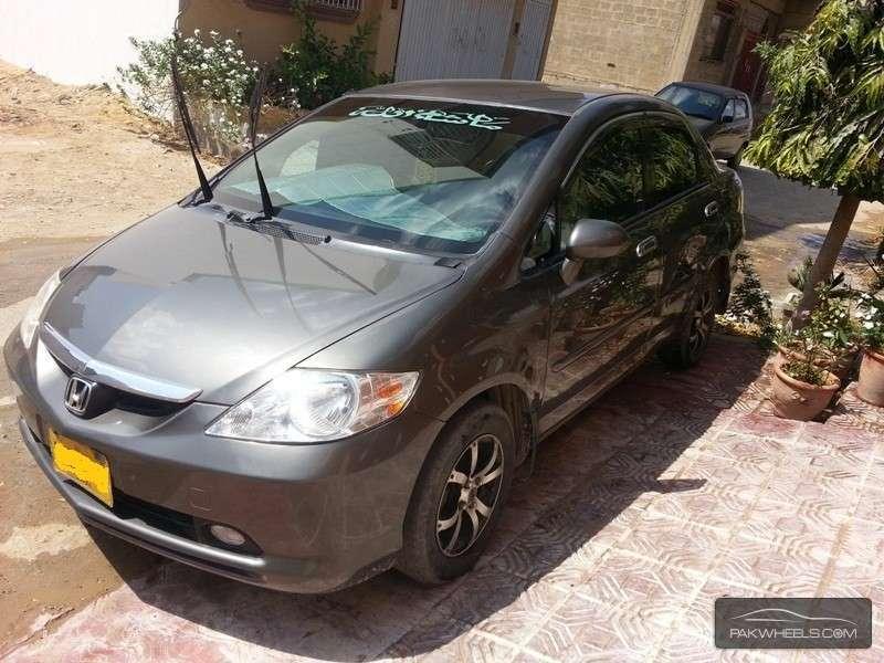 Honda City i-DSI 2003 Image-9