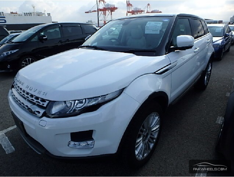 range rover evoque prestige 2012 for sale in lahore pakwheels. Black Bedroom Furniture Sets. Home Design Ideas