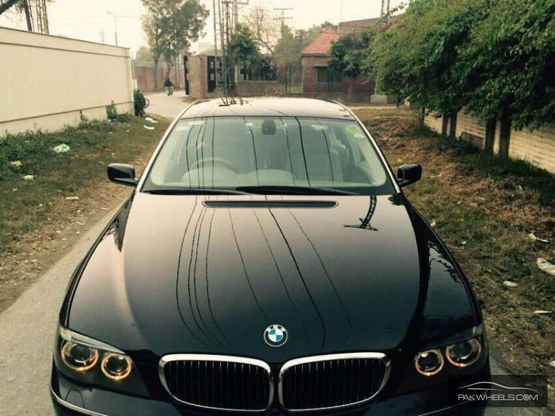 BMW Series I For Sale In Lahore PakWheels - 2005 bmw 740i
