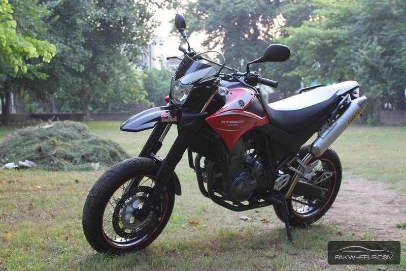 Yamaha XT660X 2010 Image-1