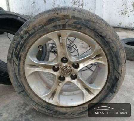 "16"" oem rims with tyres For Sale Image-1"