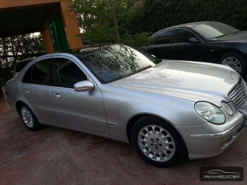 Mercedes benz e class e 200 cdi 2005 for sale in lahore for Mercedes benz e class 2005