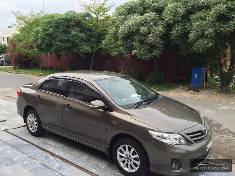 toyota corolla gli automatic 1 6 vvti 2014 for sale in