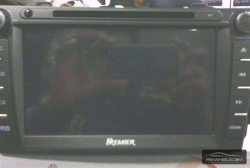 Premier car audio toyota dvd player Image-1