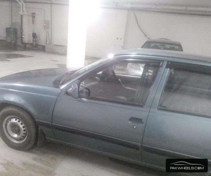 Twin Cities Mazda Dealers: Used Daewoo Racer 1992 Car For Sale In Lahore
