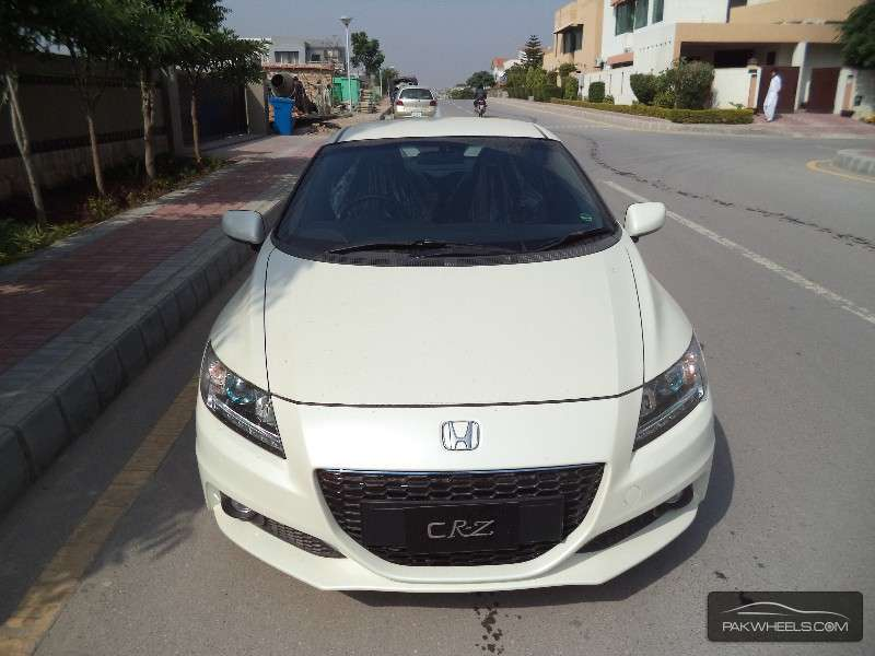 Honda CRZ Sports Hybrid Japan Car Of The Year Memorial For - Sports cars for sale in islamabad