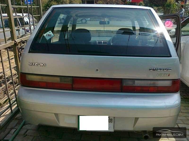 Suzuki Cultus VXR (CNG) 2008 Image-3