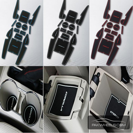 13 Pcs Car Styling For  Toyota Corolla For Sale Image-1