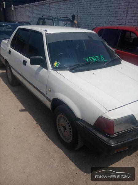 Honda Civic 1987 Image-2
