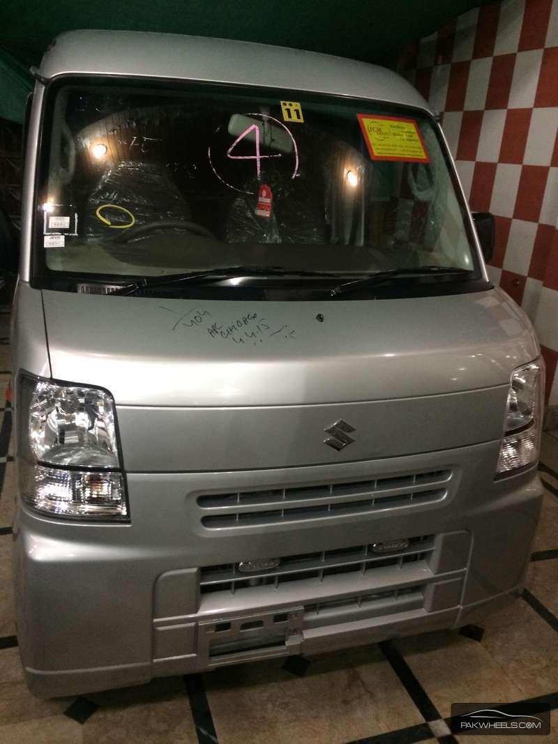 Suzuki Every 2010 Image-8