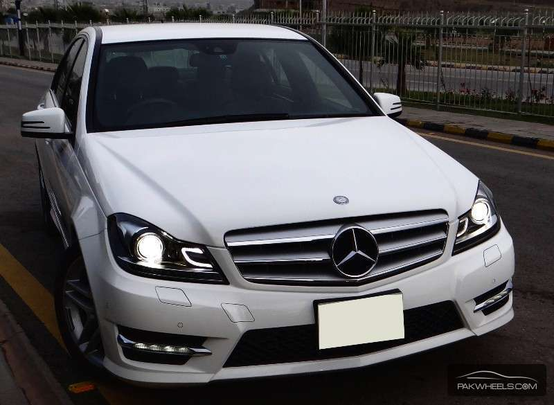 Mercedes Benz C Class C200 2012 For Sale In Islamabad