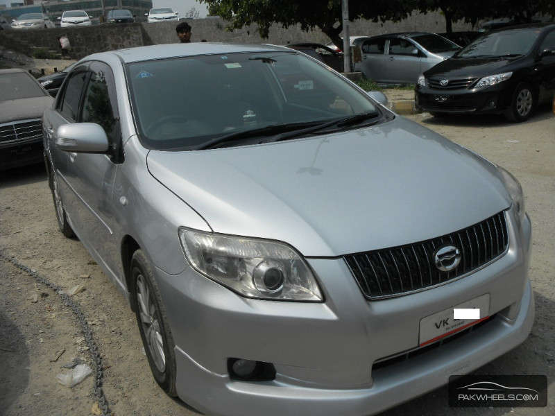 used toyota corolla axio 1 5 g 2007 car for sale in islamabad 1127230 pakwheels. Black Bedroom Furniture Sets. Home Design Ideas