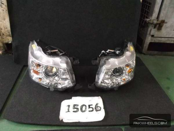 Suzuki wagon r stingray mh34 head light pair For Sale Image-1