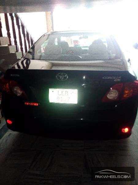 Toyota Corolla XLi VVTi 2011 Image-4