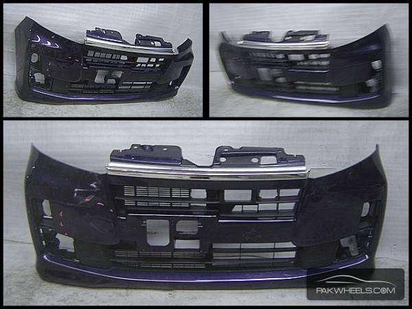 daihatsu move custom 2014 front bumper For Sale Image-1