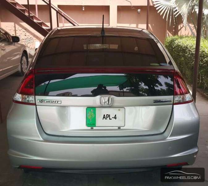 used honda insight g 2012 car for sale in lahore 1140000 pakwheels. Black Bedroom Furniture Sets. Home Design Ideas