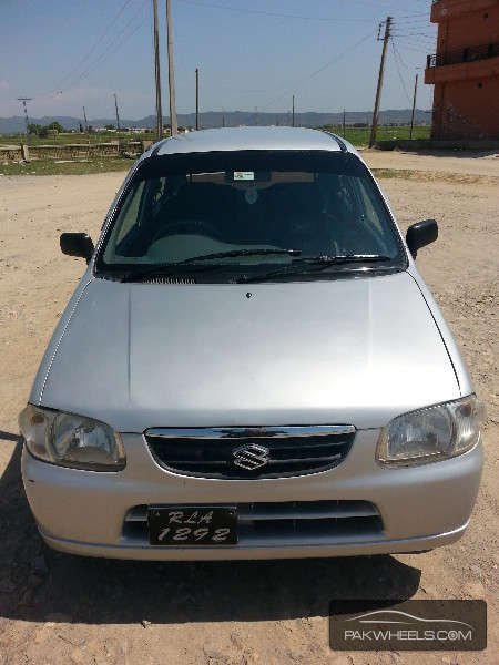 Used Suzuki Alto Vxr Cng 2004 Car For Sale In Peshawar