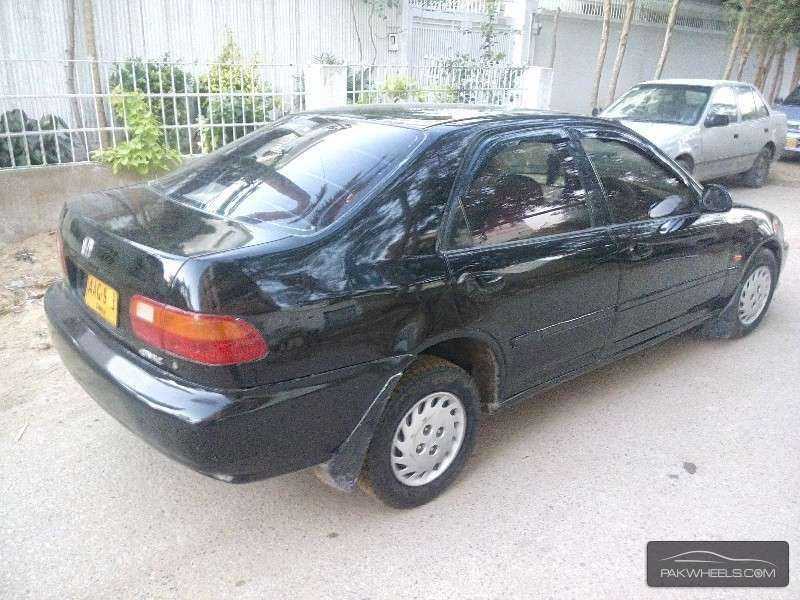 Honda civic 1995 for sale in karachi car interior design for Savio 724 ex manuale