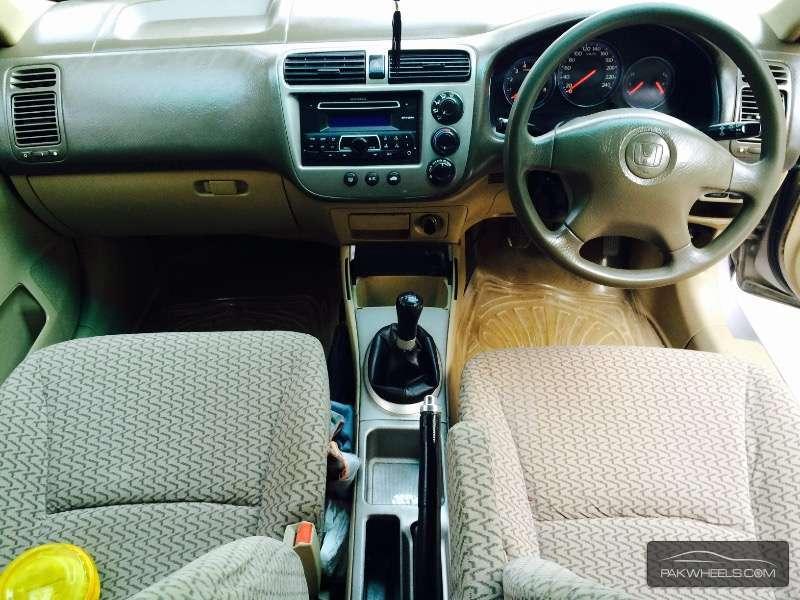 Honda Civic VTi Oriel 1.6 2003 Image-6