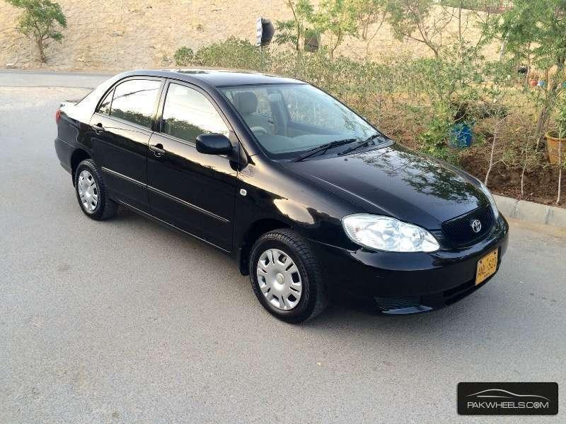 used toyota corolla xli 2008 car for sale in karachi 1146338 pakwheels. Black Bedroom Furniture Sets. Home Design Ideas