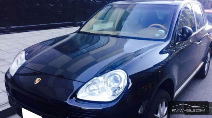 used porsche cayenne cayenne s 2004 car for sale in lahore 1146777 pakwheels. Black Bedroom Furniture Sets. Home Design Ideas