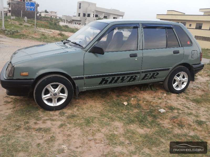 used suzuki khyber 1994 car for sale in islamabad
