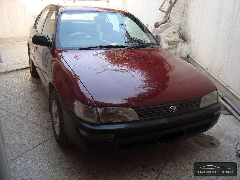 Used toyota corolla 1998 car for sale in peshawar for 1998 toyota corolla power window motor