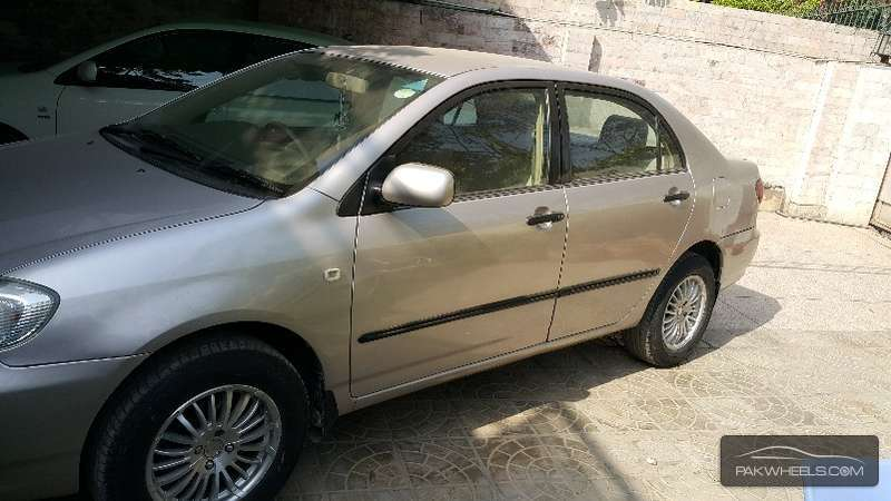used toyota corolla gli 2006 car for sale in lahore 1147873 pakwheels. Black Bedroom Furniture Sets. Home Design Ideas