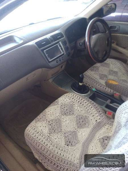 Honda Civic EXi 2004 Image-5