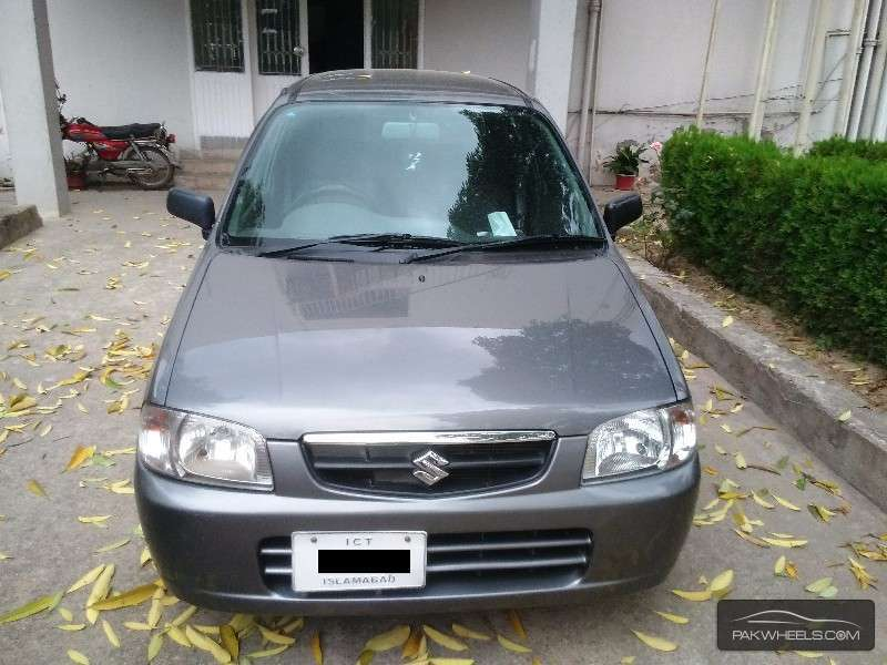 used suzuki alto vxr cng 2011 car for sale in islamabad. Black Bedroom Furniture Sets. Home Design Ideas