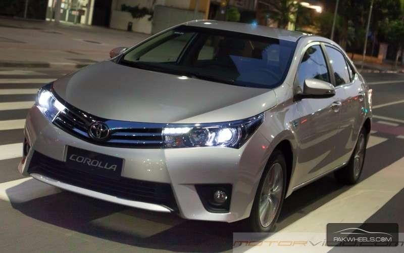 Toyota Corolla Gli 1 3 Vvti 2015 For Sale In Islamabad