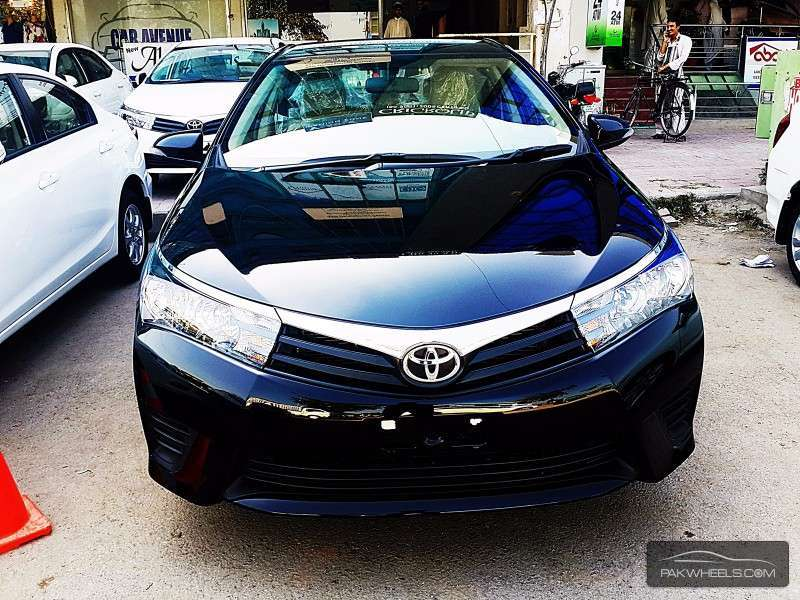 used toyota corolla xli 2015 car for sale in islamabad 1151373 pakwheels. Black Bedroom Furniture Sets. Home Design Ideas