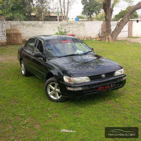 2000 Toyota Corolla For Sale: Toyota Corolla XE-G 2000 For Sale In Peshawar