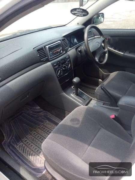 Toyota Corolla Assista X 2006 Image-5